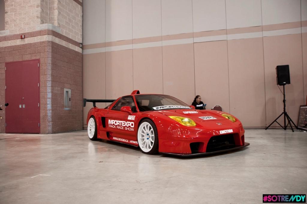JGTC inspired NSX