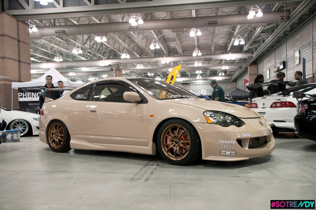 Mugen-ed out RSX from Team Emotion
