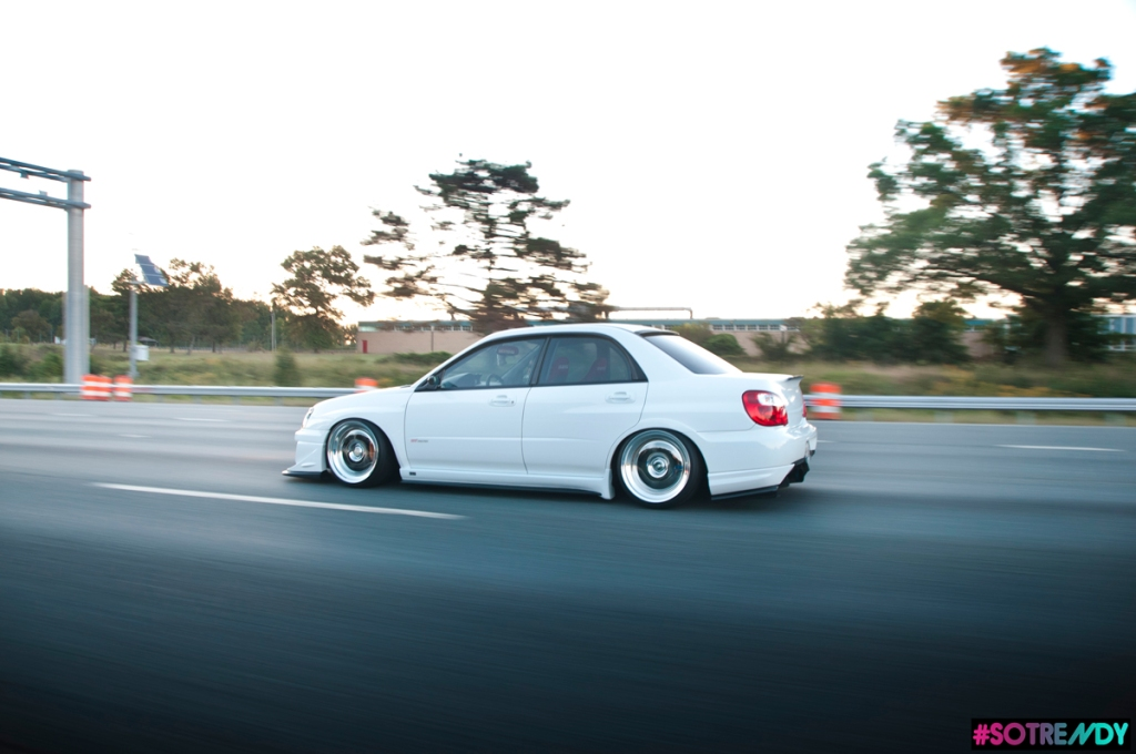 Rolling shot at 7am doesn't seem like a bad idea