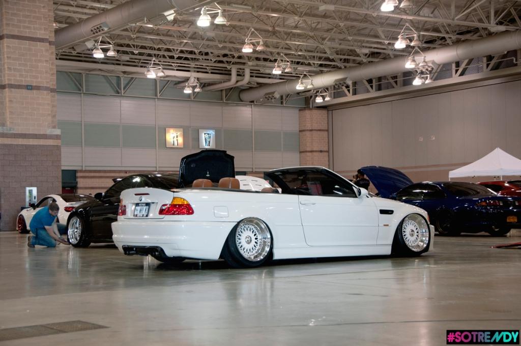 E46 M sitting slant lip RS