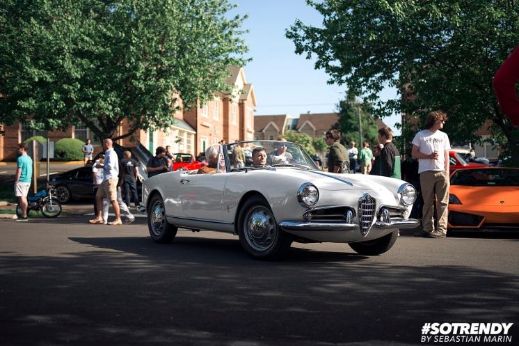 CARS & COFFEE 09