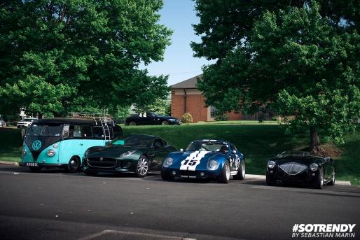 CARS & COFFEE 26